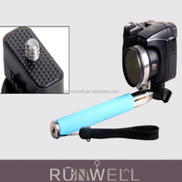 Customized cellphone parts selfie stick monopod for camera