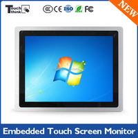 New Design TFT LCD Module 15-inch Touch Screen Monitor Industrial LCD Monitor for ATM