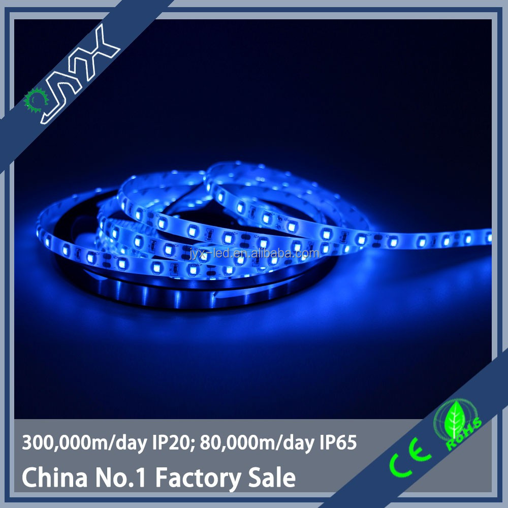 wholesale full color 60leds/m double pcb IP65 cheap price led strips smd3528