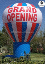 10m big advertising Inflatable Grand Opening hot air balloon for sale