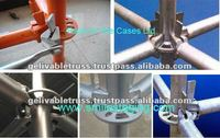 steel quick ringlock system construction scaffolding