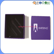Wholesale retail custom packing box with foam inlay