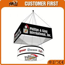 Exhibition Giveaway Free Standing Punching Dummy Display Racks For Pharmacy Banner