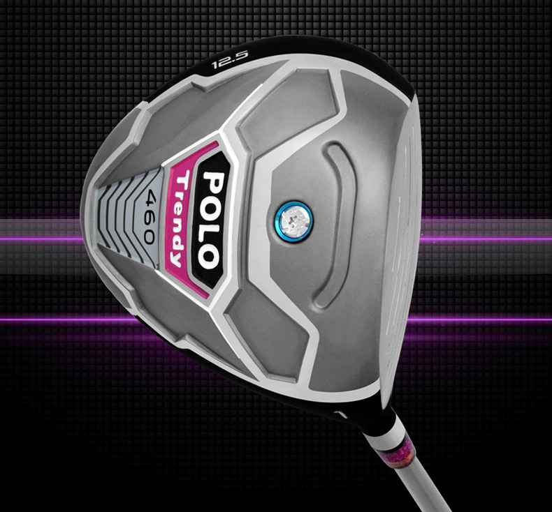 Titanium  Golf Wood Club for Driver club #1 for woman