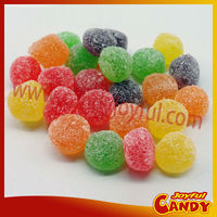 Soft Jelly bean / Jelly gum candy