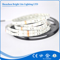 SMD led light 5050 IP65 RGB 30led addressable led strip
