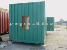 durable camp accommodation modified container house pre made house