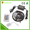cheap price 12v 5m 30led/m ip20 led strip 95 cri rgb led flexible strip kit 5050 with remote controller