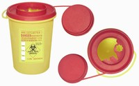 Medical Plastic 0.7L Sharp Container
