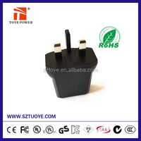 Made in China, promotional mini usb car charger 5v 3.5A white and black