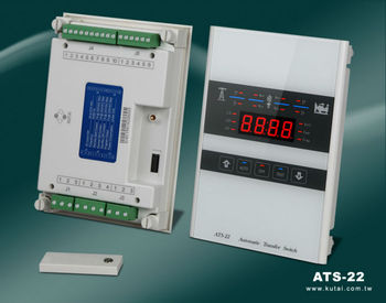 Automatic Transfer Switch ATS Touch Screen Controller