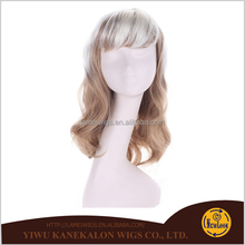FO013 china wig supplier synthetic halloween sex cosplay women wig