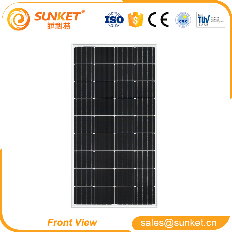 rollable solar panel for 400 watt solar panel with TUV CE ISO CQC certificates