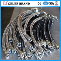Hydraulic hose rubber hose industry hose made in China