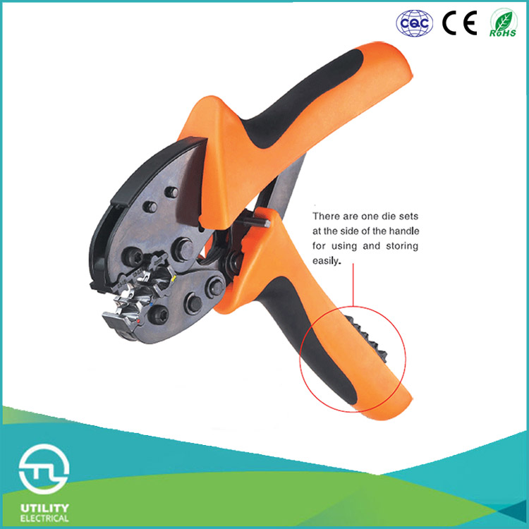UTL 2016 New Products Multi Purpose Crimping Plier Hand Tool