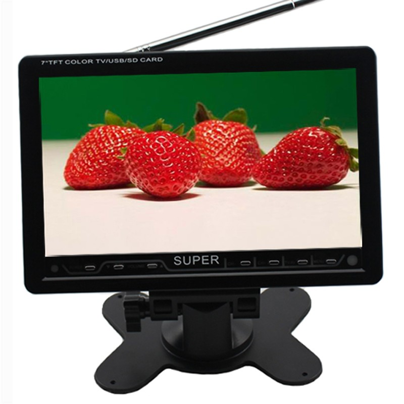 China wholesale used 9 inch car lcd monitor,12v tv monitor price
