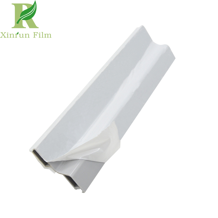 Self Adhesive Milky White Molded Plastic Parts Protective Film <strong>Pe</strong>