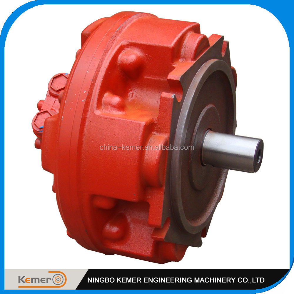 Factory Directly Supplied SAI Hydraulic Motor