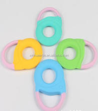 NO Injection Defects OEM Plastic Injection Molds Safe Plastics Silicone Rubber Processing Plastic Baby Toys