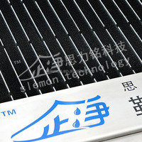 China supplier from Slemon automatic industrial shoe sole cleaning machine equipment washer