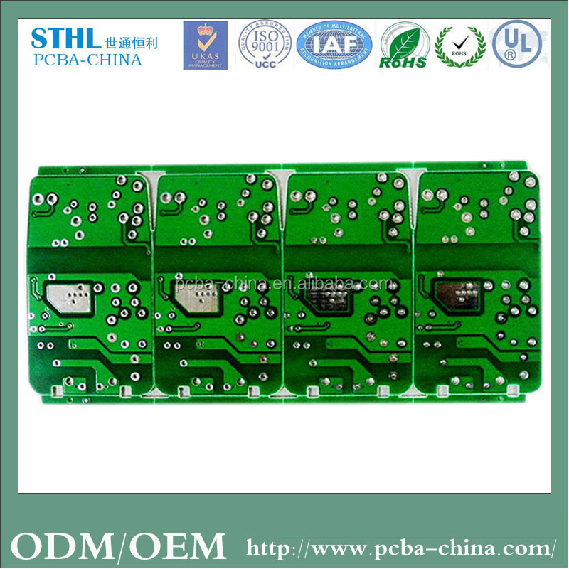 Custom single sided double sided 4 layer multilayer <strong>PCB</strong>