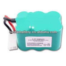 High Capacity Rechargeable Lipolymer Battery Lithium ion Battery Pack 7.4V