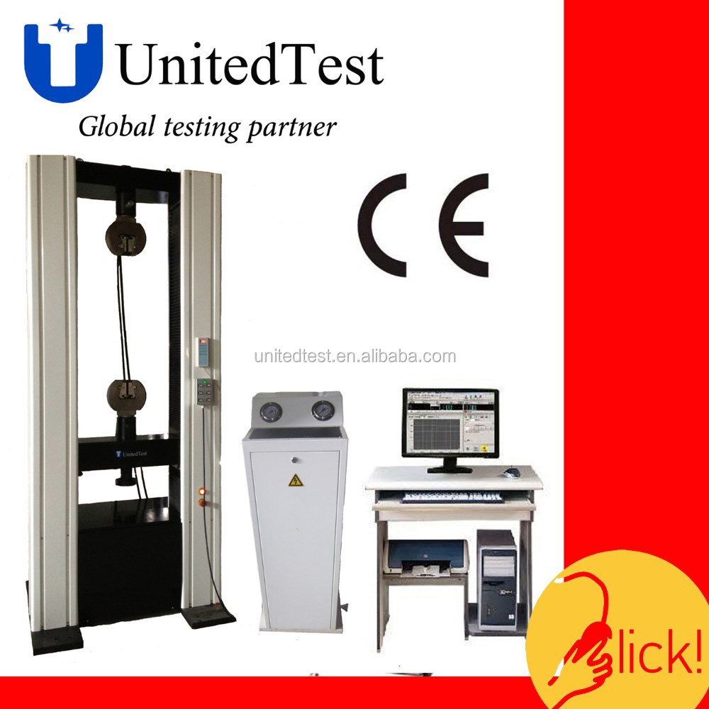 steel wire tensile testing machine/ tensile test machine