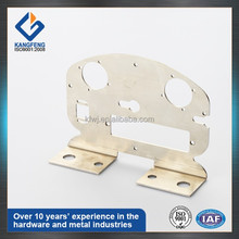 OEM 90 degree stamping bending stainless steel angle bracket
