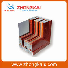 Made in China 120 Series 6000 Grade 6063 6061 6063A T5 T6 Extrusion Alloy Profiles Aluminium