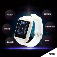 "Smart Watch Phone NX8 2016 Brand New Model 1.44"" Screen Multi Functional and Languages For Android"
