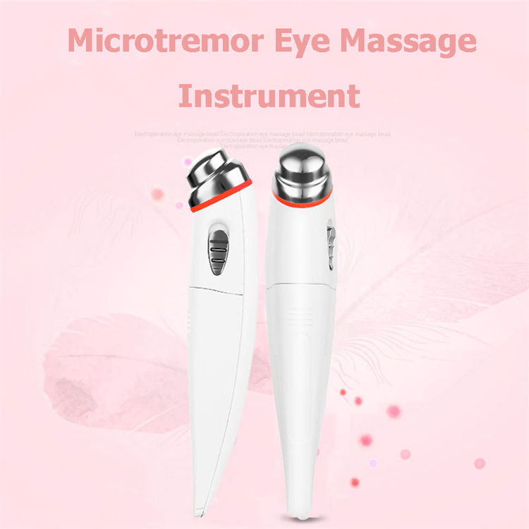 Vibration massage Wrinkle removal eye massage stick apparatus