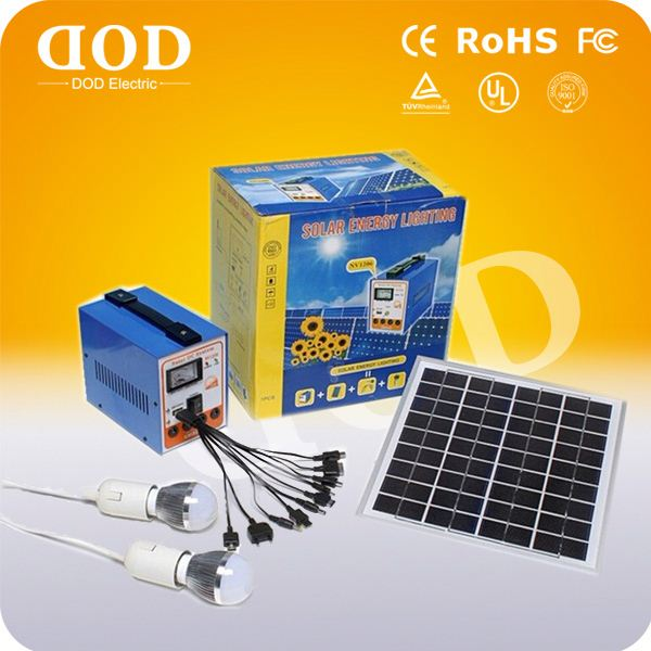 Complete Unit Off Grid Solar System generator set 800w pv supply system