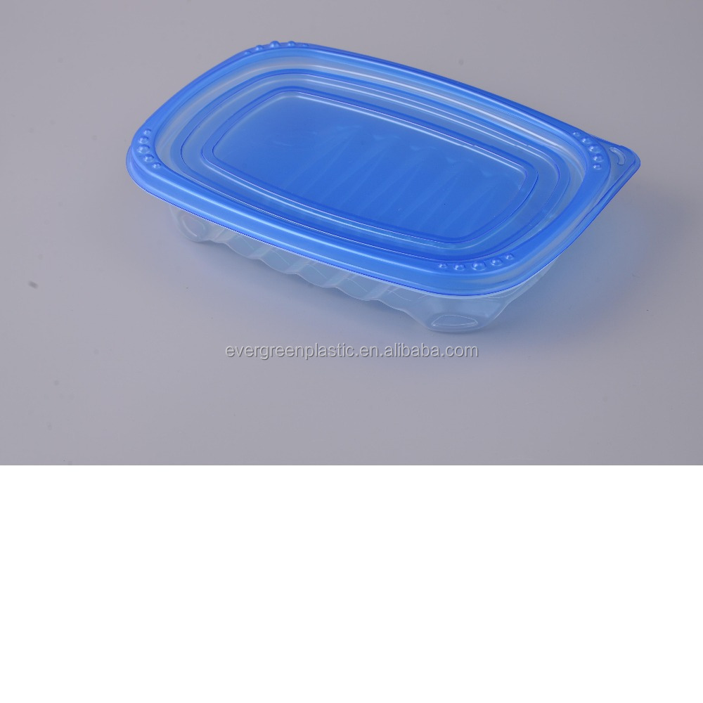 PP box take away plastic container food plastic storage box walmart