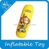 2014 latest high quality cheap custom inflatable dog toy