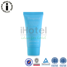 Hotel Mini Soap Shampoo Shower Gel OEM Disposable Whitening Gel