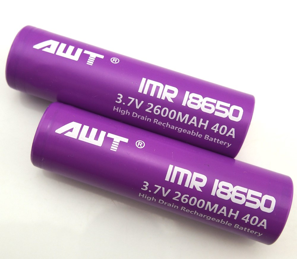 Shenzhen new product 2016 AWT 18650 3000mah 3.7v 35a awt 18650 lithium battery for fuhattan mod replacement parts, boxer mod