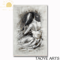 Dance women oil painting, womens oil painting hot sex images