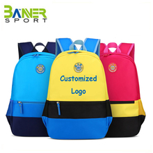 Manufacture OEM lightweight kids backpack elementary middle school bags unisex teens book bag