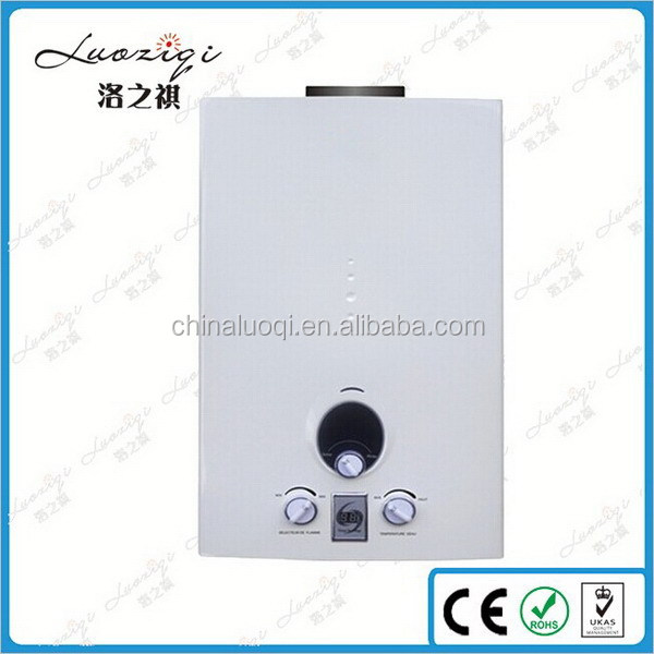Quality stylish electronic ignition gas water heater