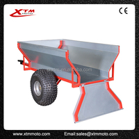 New style small motorcycle trailer