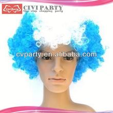 Party Wig Fashion wig Curly wig mustache toy