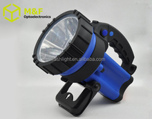 Multifunctional rechargeable candle power spotlight best Outdoor Searchlight