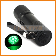 Cheapest Factory Price Green LED Hunting Flashlight