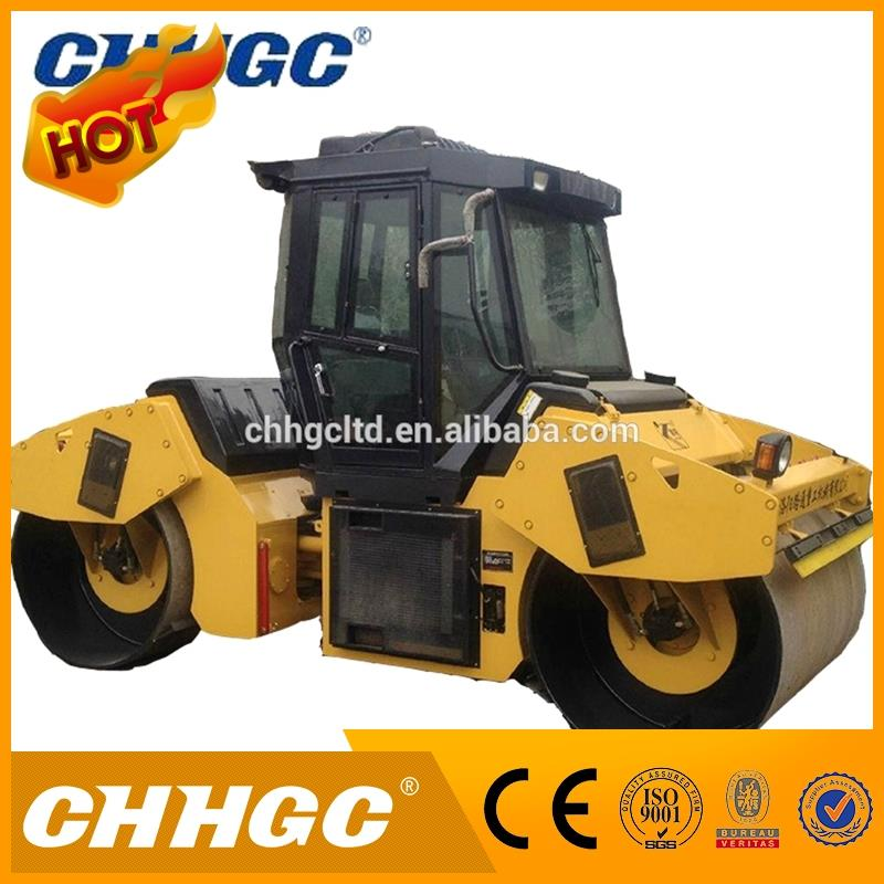 ISO 10Ton Double Steel Wheel Hydraulic Vibratory Road Roller