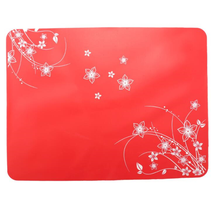 thin and portable food grade silicone custom placemats for kids easy