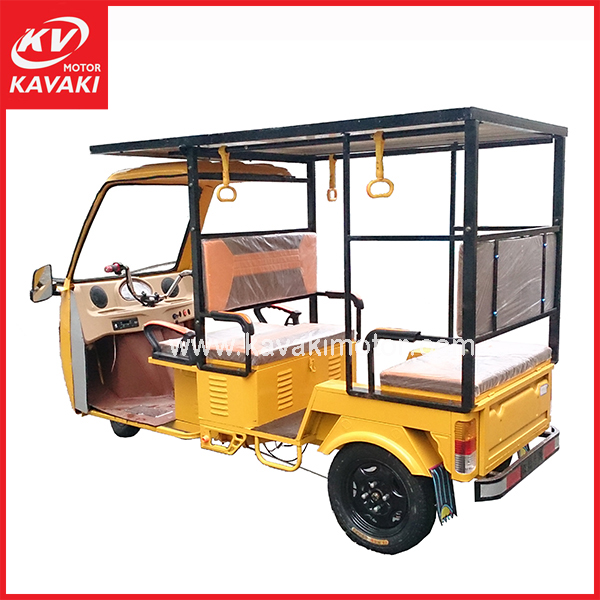 KAVAKI wholesale handicap electric vehicle advertising bicycle trailer energy saving