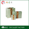 China Supplier Custom printed luxury paper shopping bag