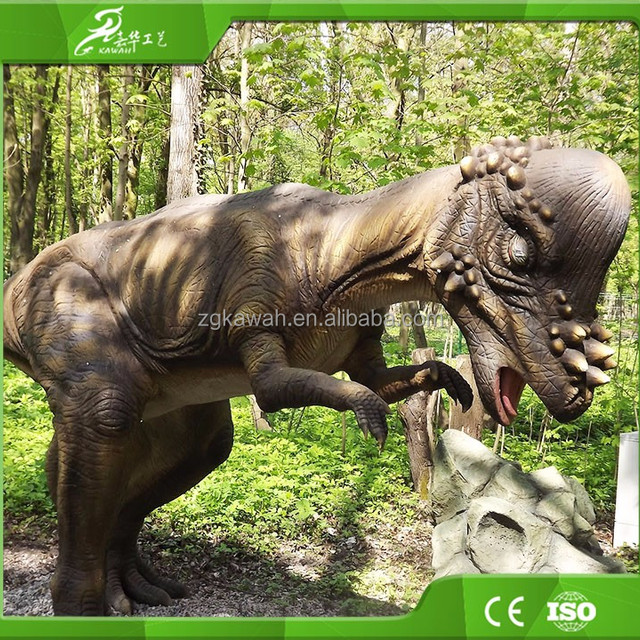 KAWAH China Manufature High quality Customized Artificial dinosaur for sale