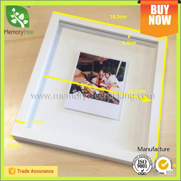 wood photo frame with high quality and popular design picture frame