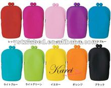 2012 Fashion Soft Silicone Phone Holder with Stocks/Phone Case